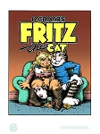 Fritz The Cat Giclee Print