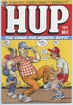 Hup Comics Issue #4