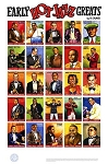 Early Hot Jazz Greats Signed & Numbered Giclee