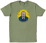 R. Crumb's 3rd Eye t-shirt