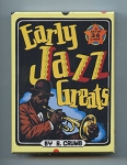 Early Jazz Greats Trading Cards Set