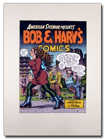 Bob & Harv Signed & Numbered Serigraph Print