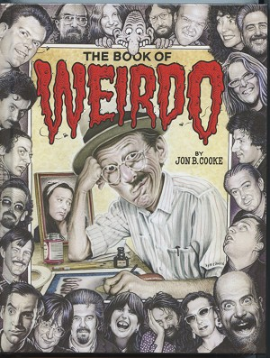 The Book of Weirdo (Hardcover)