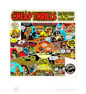 Cheap Thrills Numbered Giclee Print