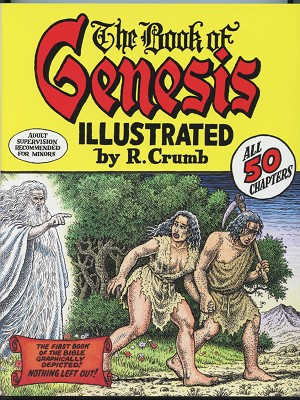 The Illustrated Book of Genesis (hardcover)