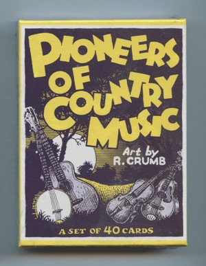 Pioneers of Country Music Trading Cards