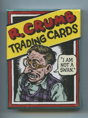 R. Crumb Trading Cards